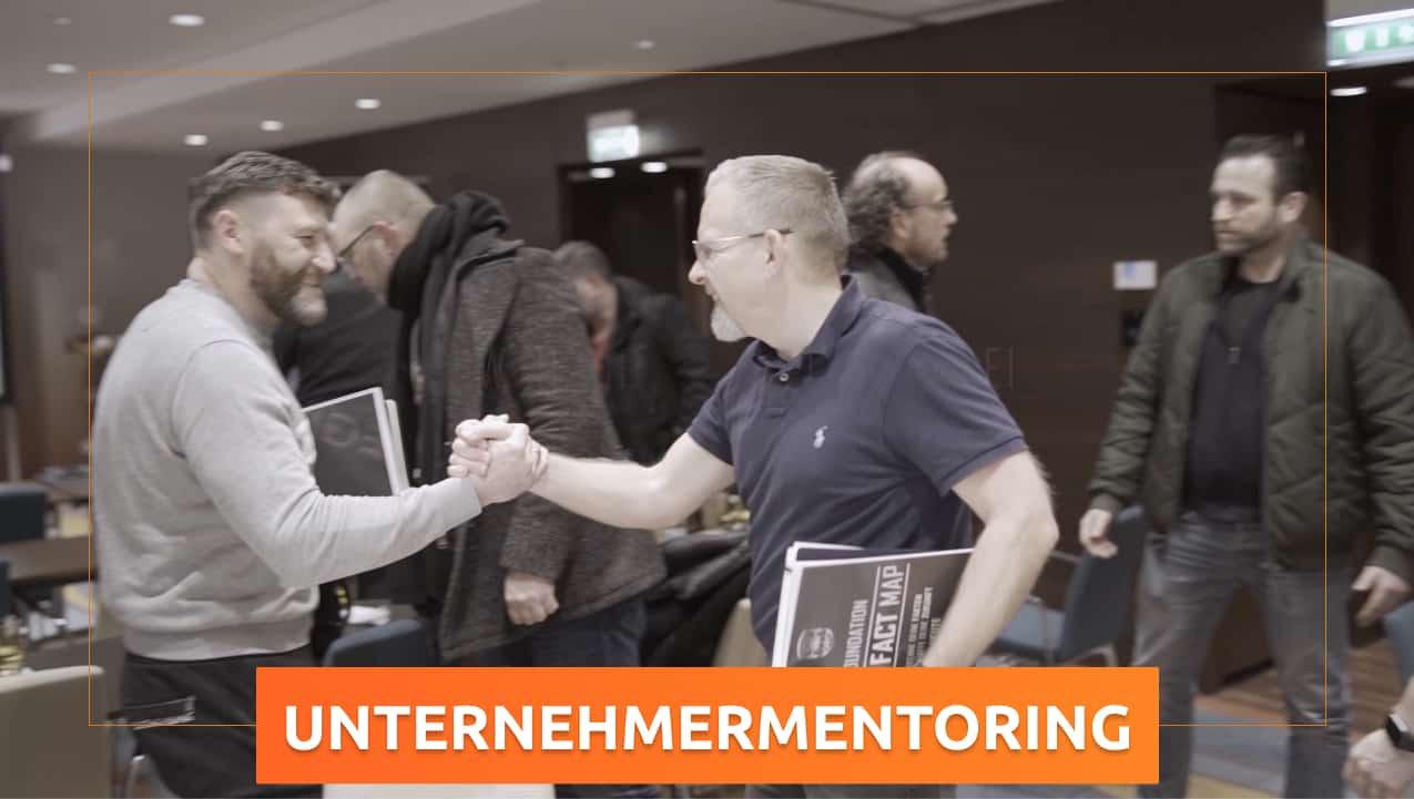 Teilnehmer Unternehmermentoring
